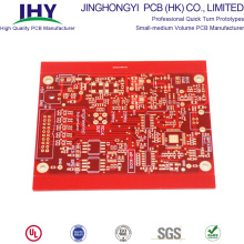 Low Cost Double-Sided Printed Circuit Board Fabrication High Quality PCB Prototype Manufacturing