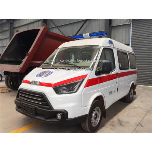 Brand New JMC Middle-Roof Ambulance For Sale