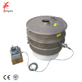Iron powder ultrasonic vibro sieve screen classifier