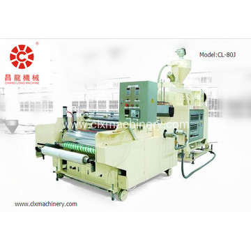 Daya-Layer Co-extrusion Miƙa Film Yin Machine