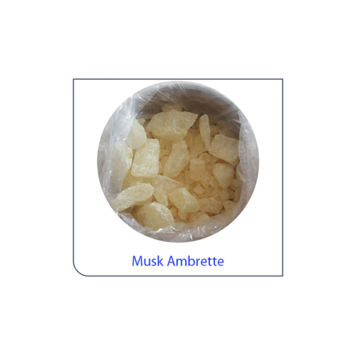 10kg Drum Packing Musk Ambrette Lump