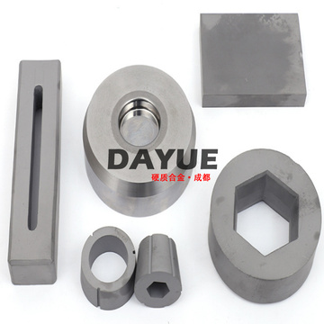 Custom Tungsten Carbide Molds for Powder Metallurgy