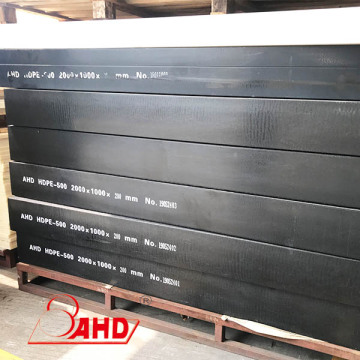 Wear Resistant High Density HDPE Polyethylene Board