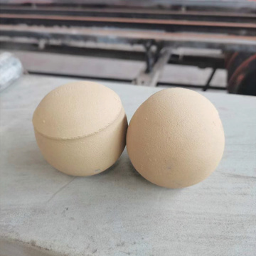White Spherical Activated Alumina Ceramic Grinding Ball