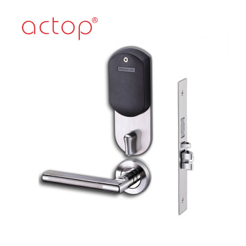 Smart hotel door lock system Actop