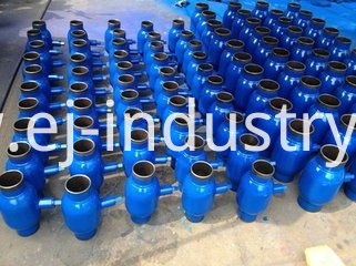 welded body ball valve5
