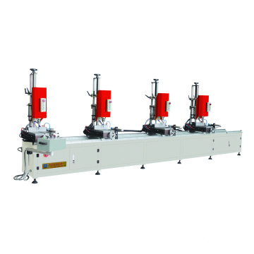 Combination Drilling Machine for Aluminum Door and Window