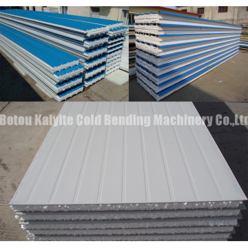 EPS Wall Sandwich Panel Forming Machine