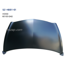 Steel Body Autoparts Honda 2003 FIT/JAZZ HOOD