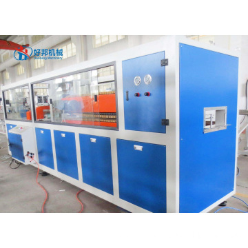 Plastic Profile extrusion machine plant