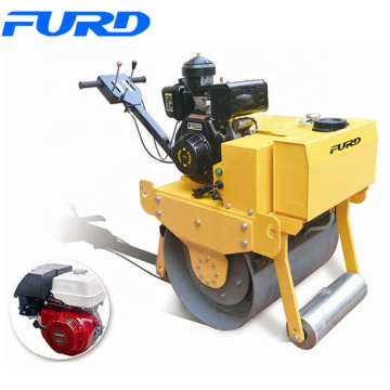 500kg Single Drum Hand Small Compactor Vibrator Roller