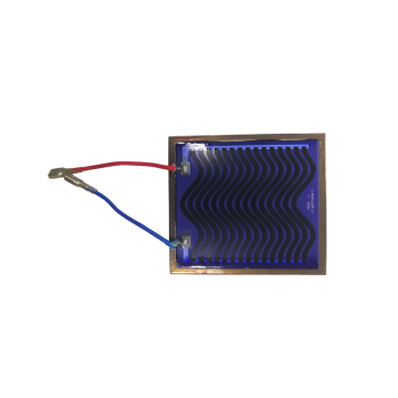 Square arc parallel circuit heating board