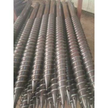 Solar Mounting Ground Screws Pile