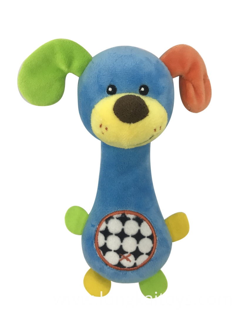 Dog Rattle Toy