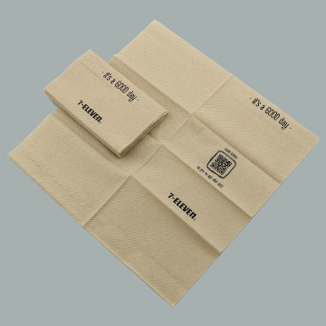 Biodegradable Kraft Paper Napkins