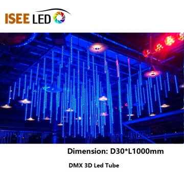 Professional Madrix 3D Pixel Tube Light