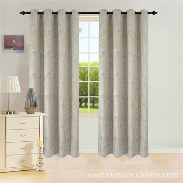 New Style Beautiful Fashion Finished jacquard Curtain