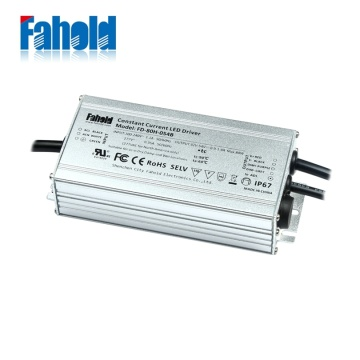 Waterproof Aluminum Led Driver AC100-277V