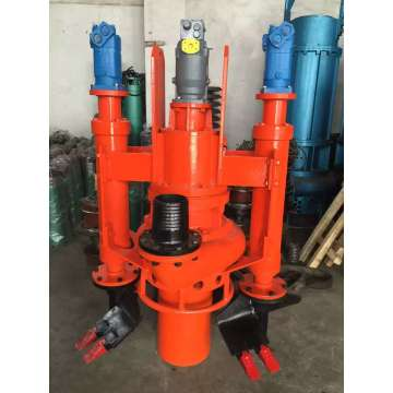 Submersible solid handling pump