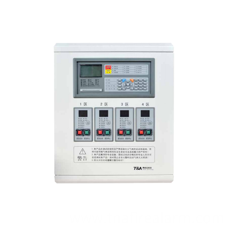 Gas Extinguishing Control Panel
