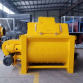 Professional New Electrical 2000 liter heavy concrete mixer