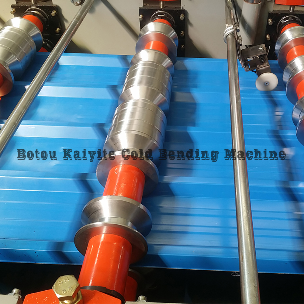 Botou Roll Forming Machine