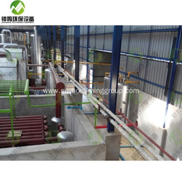 Mini Continuous Waste Plastic Tyre Pyrolysis Plant