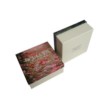 Elegant Skincare Kit Paper Packaging Box