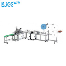 Nonwoven 3Ply Automatic Medical Face Mask Making Machine