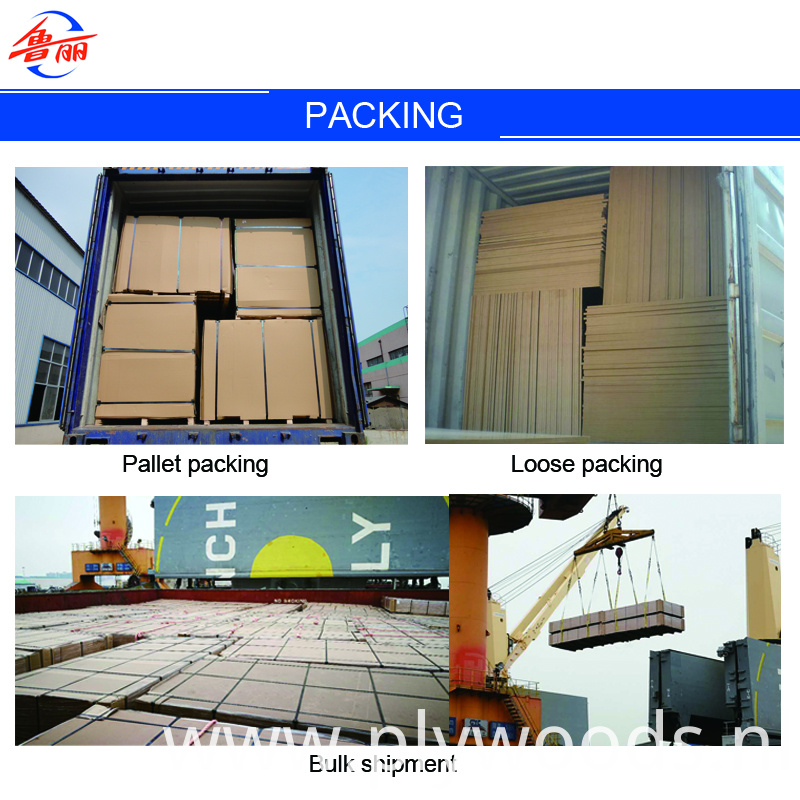 good quality OSB Packing
