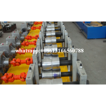 77 PU Foam Roller Shutter Door Forming Machinery