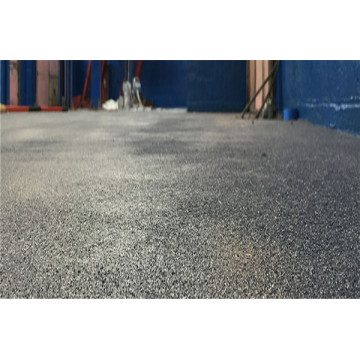 Epoxy concrete anti-slip floor