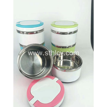 Airtight Stainless Steel Food Container Set