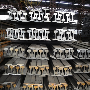 Steel Train Rail ASCE 60 Length 6m