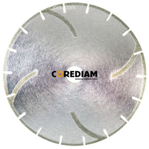 125mm Electroplated Cutting Blade