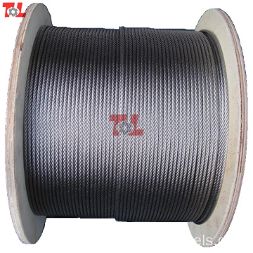 Factory Price 1mm Stainless Steel Wire Rope 7*7