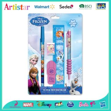 Disney Frozen 5-piece highlighter blister card set