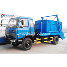 Cheap Hot Dongfeng 190hp 10tons rubbish skip truck