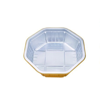 SGS & FDA disposable Aluminum Foil Lunch Box