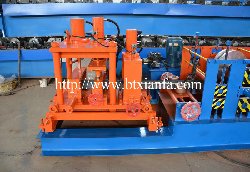 C Shape Purlin Roll Forming Machine