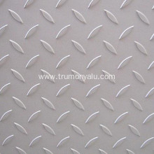0.8mm Thickness Aluminum Checkered Sheet