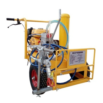 hand held cold spray  road marking machines