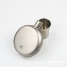 Kangtai Portable Wine Whisky Pot Drinkware