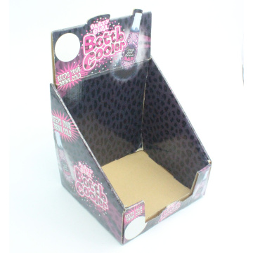 Black Paper Juice Beer Bottle Display Box