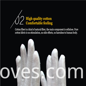 Cotton Gloves for Activity