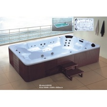 8 People  Hydropool Whirlpool Outdoor Bathtub