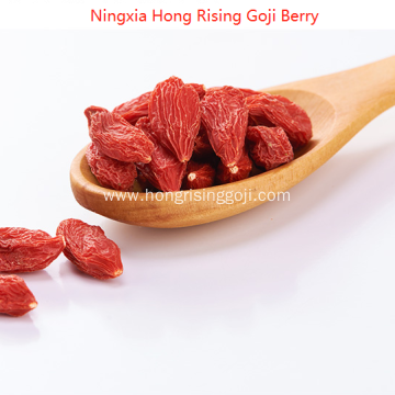 Eu Standard Dried Goji Berry with Low Moisture