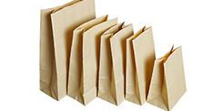 Brown Kraft Paper Bag
