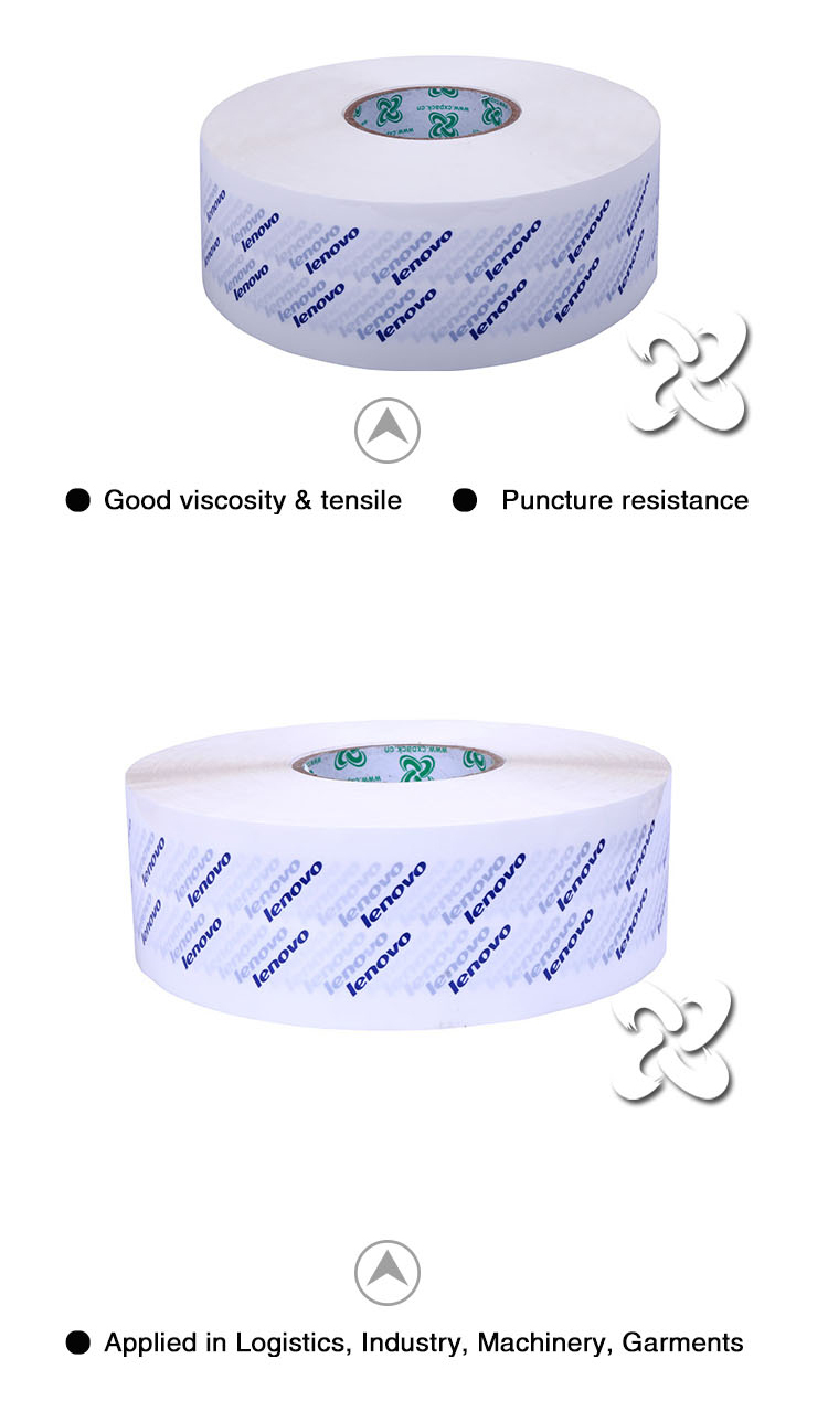 Security Packaging Tapes