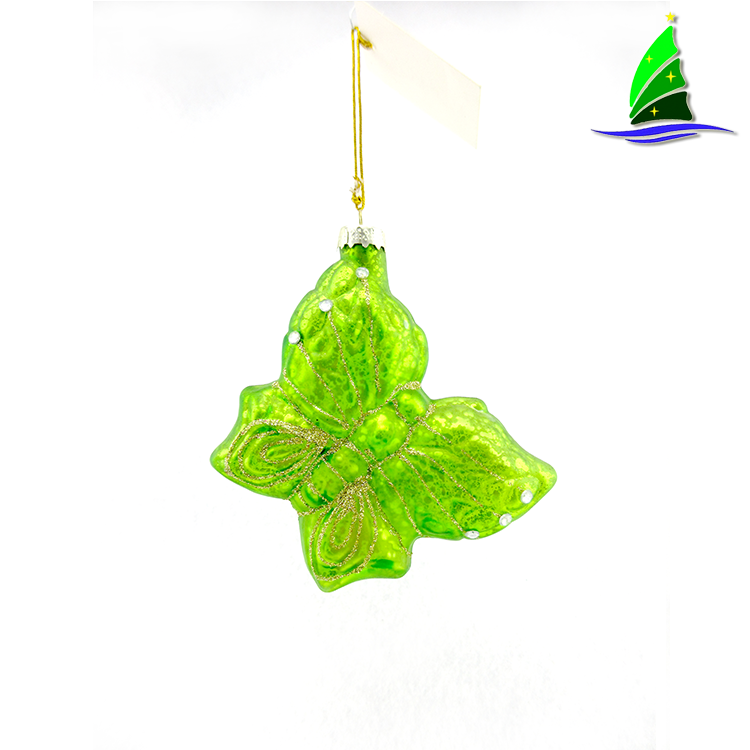 Hand Blown Glass Christmas Ornaments